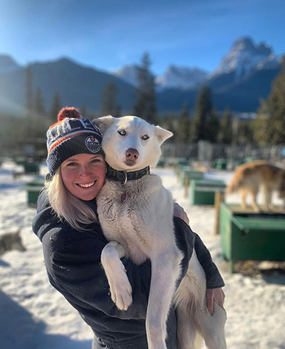 Kennel Manager at Snowy Owl Sled Dog Tours in Canmore